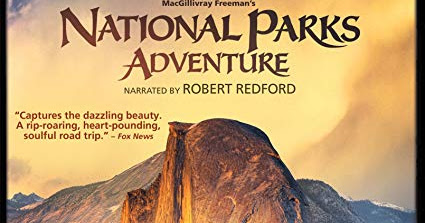DVD Review - National Parks Adventure