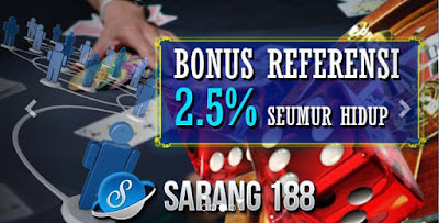 Sarang188 Agen Judi Casino Indones