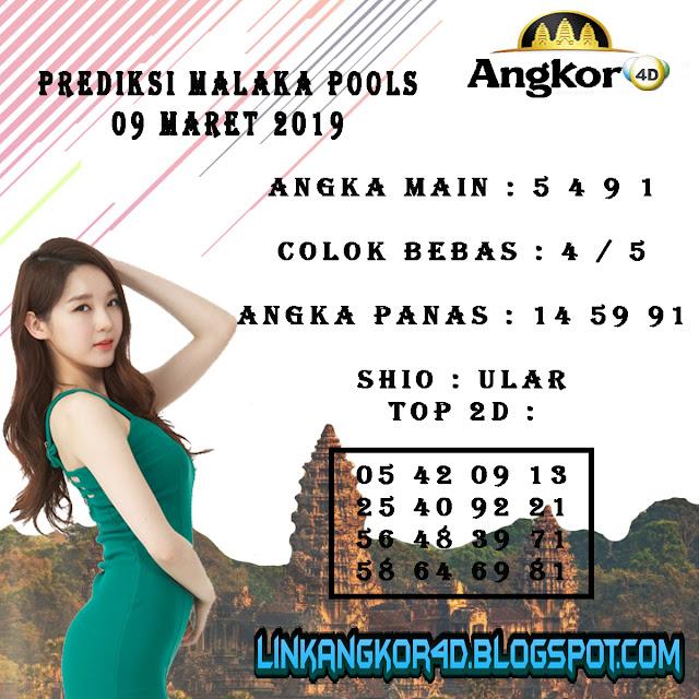 PREDIKSI MALAKA POOLS 09 MARET 2019
