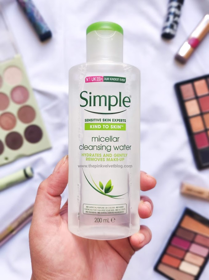 Simple Skincare Micellar Water - Review | Sensitive Skin Experts