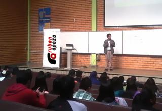 RubenApaza: Academic Conference - Conferencia Academica y Cursos