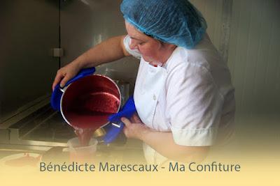 Bénédicte Marescaux - Ma Confiture