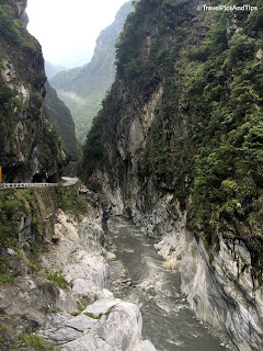 Swallow Grotto, parc national de Taroko Gorges, Hualien, Taiwan