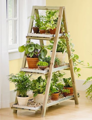 11 Creative Plant Stands And Cool Plant Stands Designs
