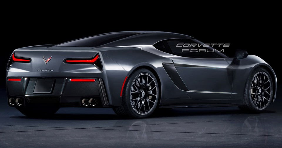 Mid-Engine Corvette C8 To Offer 850HP From Twin-Turbo V8 ...