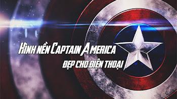 Hình nền Captain America Full HD đẹp cho điện thoại