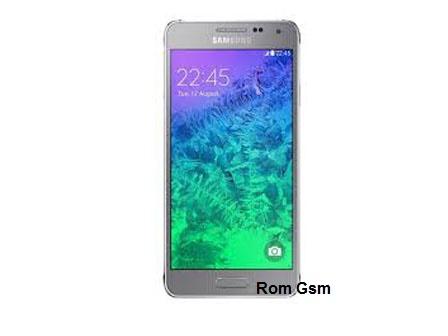 Firmware Download Samsung Galaxy Alpha SM-G850F