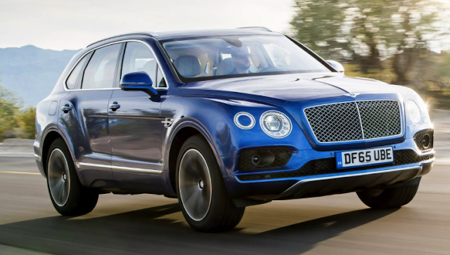 2018 Bentley Bentayga vs. 2016 Land Rover Range Rover SVAutobiography
