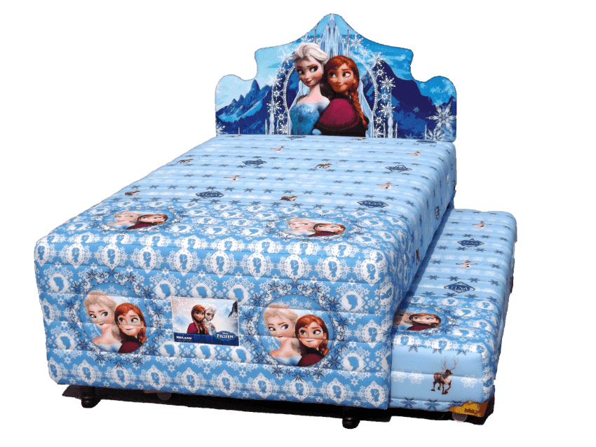 Harga Kasur Bigland Anak 2in1 Frozen Twin Bed