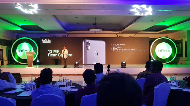 Infinix Hot S3 and Hot S3 Pro Featuring 20MP Selfie, 18:9 Display