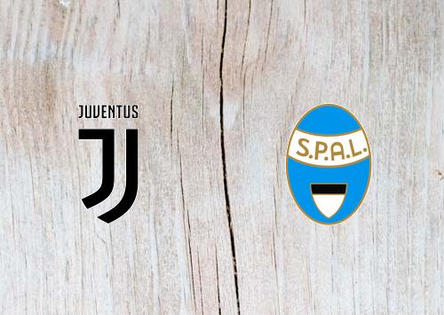 Juventus vs SPAL Full Match & Highlights 24 November 2018