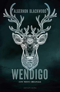 copertina Wendigo Blackwood