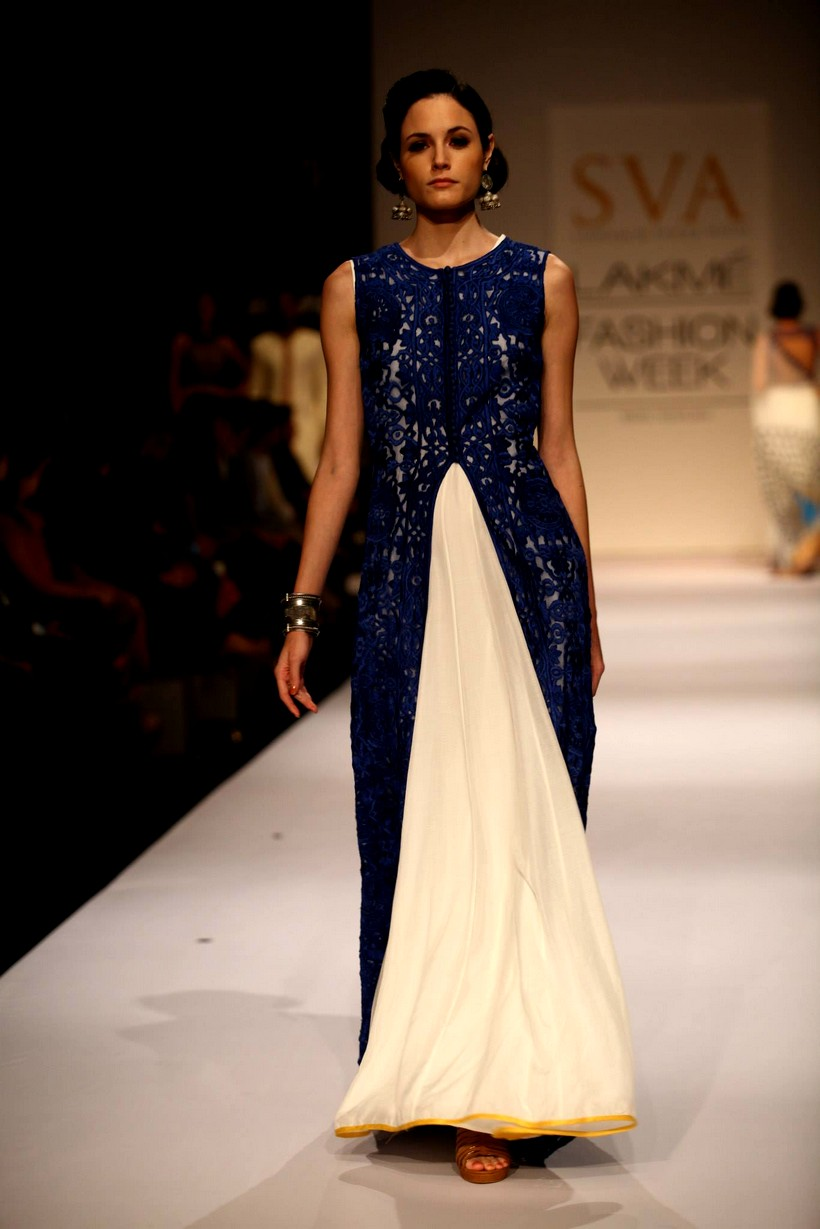 5 Fashion Trends For Fall 2013 From Berlin: Lakme Fashion Show Winter / Festive 2013 Day-5