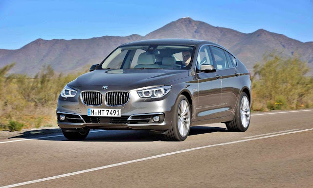 2018 BMW 5 Series GT Review