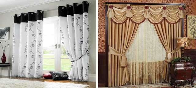 Decorative Curtains 4