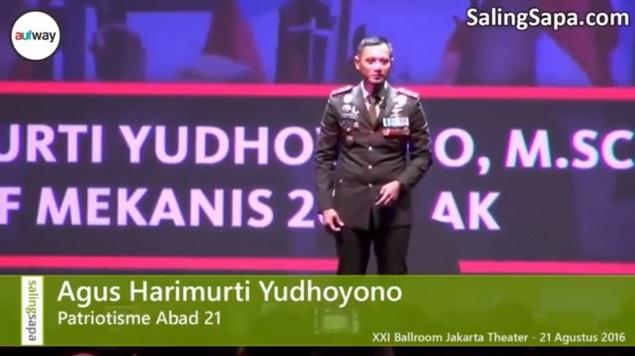 Keren Abis! Presentasi Agus Yudhoyono Balikin Tuduhan 'Ingusan' Ikrar Nusa Bhakti