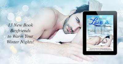 New Release!! Love is... Winter Romance Anthology!