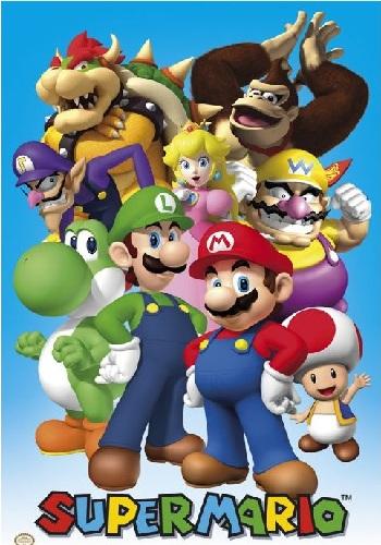 Super Mario - Collection