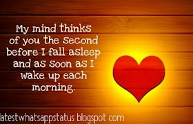 Heart Touching Thinking Of You Cute Love Quotes Collection