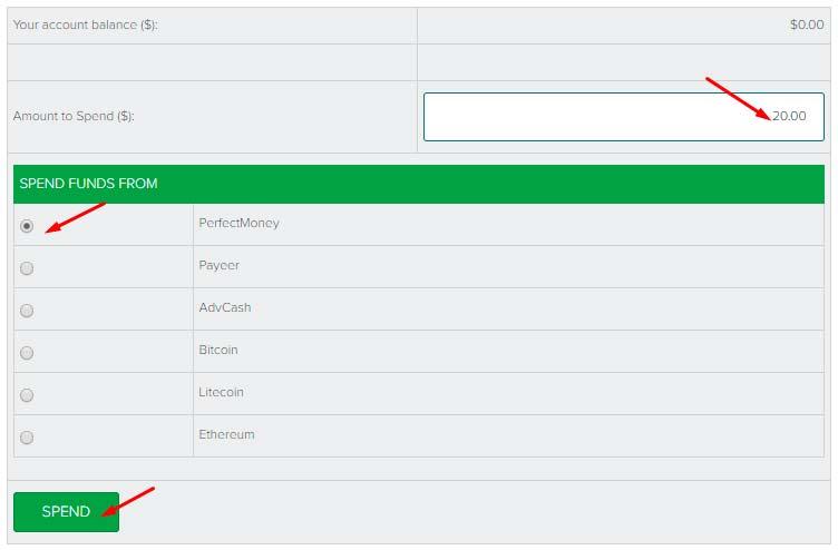 Регистрация в BitYard 5