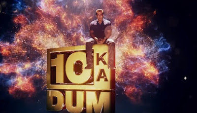 10 Ka Dum Season 3 (2018): Show on Sony TV Salman Khan Poster