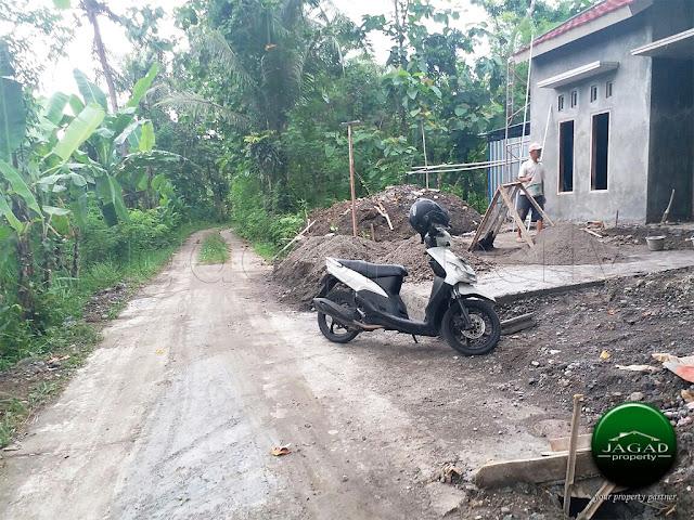 Rumah Baru dekat Kampus UMY