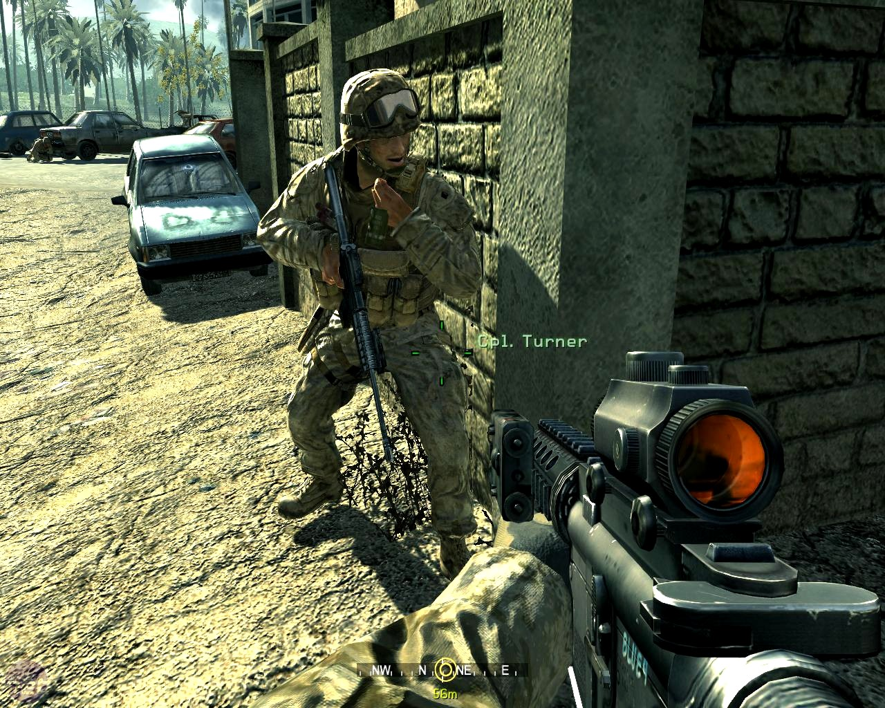 Call Of Duty 4 Modern Warfare Download Free Pc Game Full