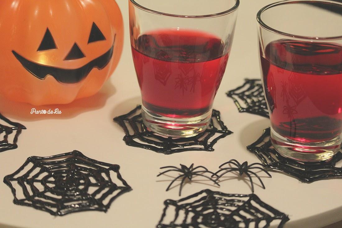 Posavasos para halloween