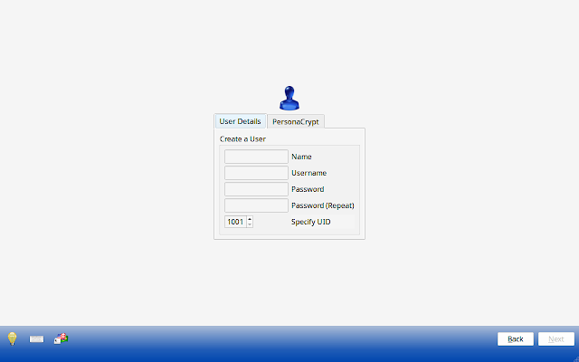 Providing user details