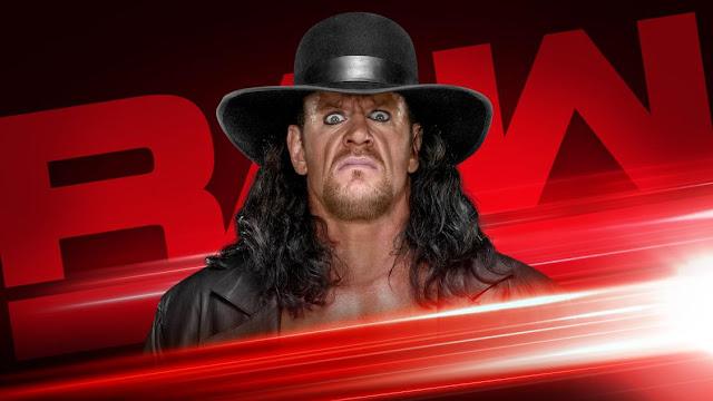 The Undertaker ma este a Rawn