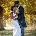 Funke Akindele and husband JJC Skillz finally release their wedding photos to celebrate