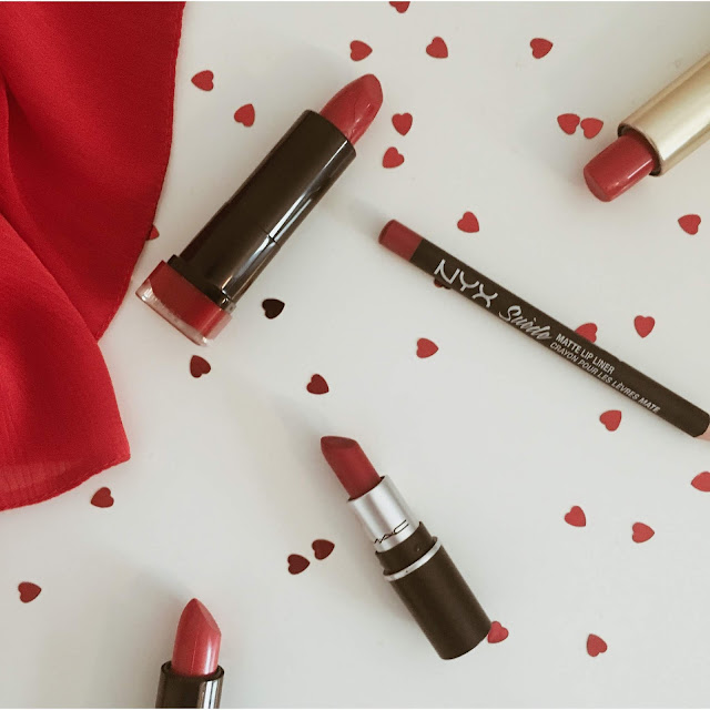 Finding The Perfect Red Lip For Valentines Day