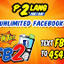 TNT FB2 Promo: Facebook Access For P2 Only