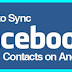 Sync Facebook Contacts on Android