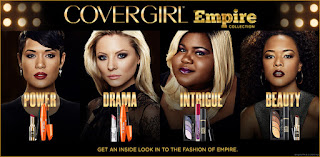 Empire Fox CoverGirl