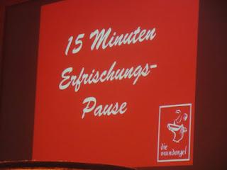25.09.2015 Dortmund - Schauspielhaus: The Mundorgel Project