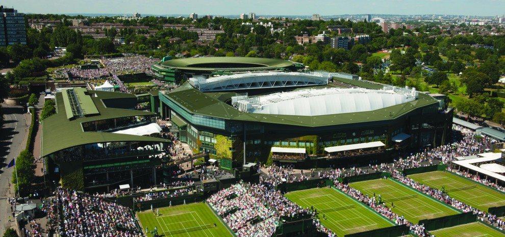 storia wimbledon tennis all england club