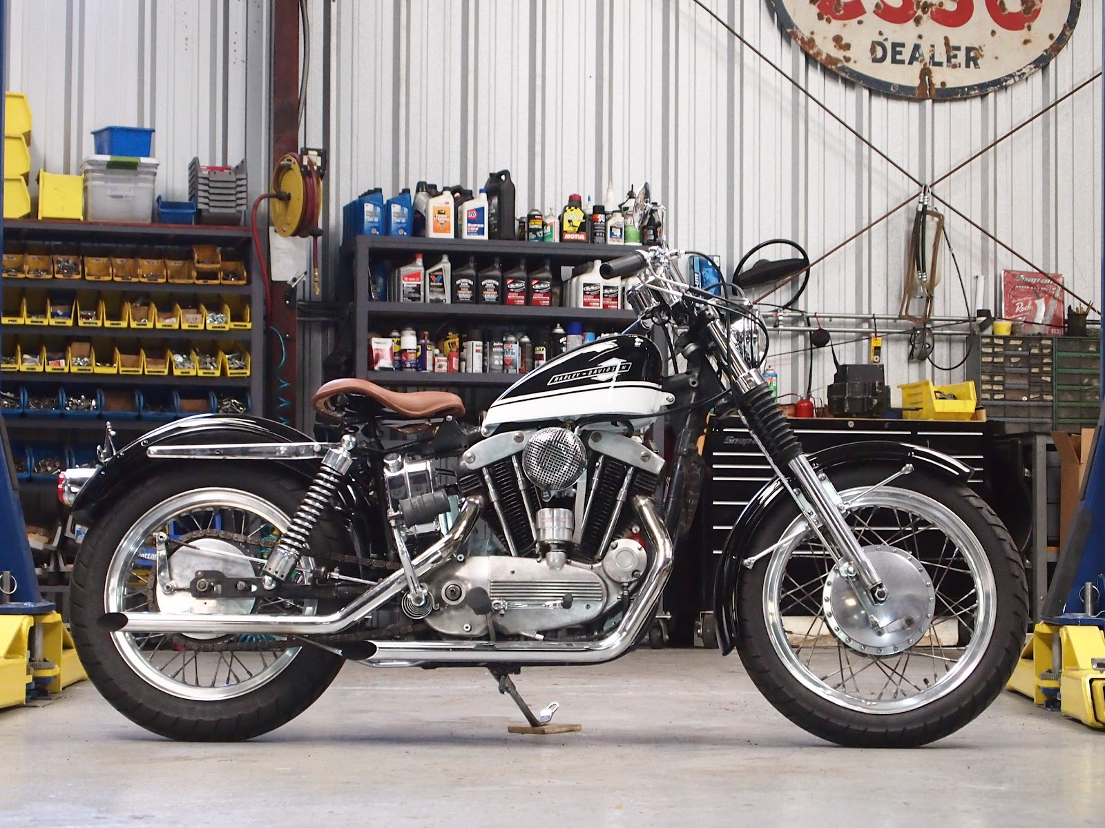 South Bay Street Machines  1970 Sportster Xlch