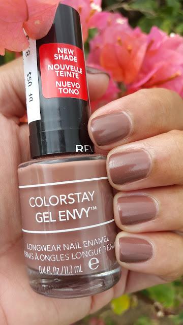 Revlon ColorStay Gel Envy Color + Base '2 Of A Kind' - www.modenmakeup.com