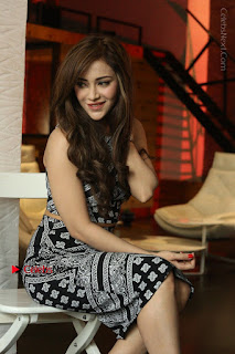 Telugu Actress Angela Krislinzki Latest Pos in Short Dress  0143.JPG