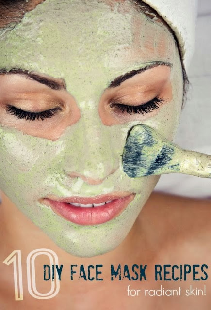 10 Homemade Face Mask Recipes