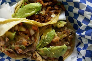 Receta de Tacos de pollo y crema