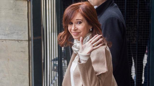 """Cristina Kirchner: """"Ni siquiera en tiempos de la inquisición se atrevieron a tanto"""""""
