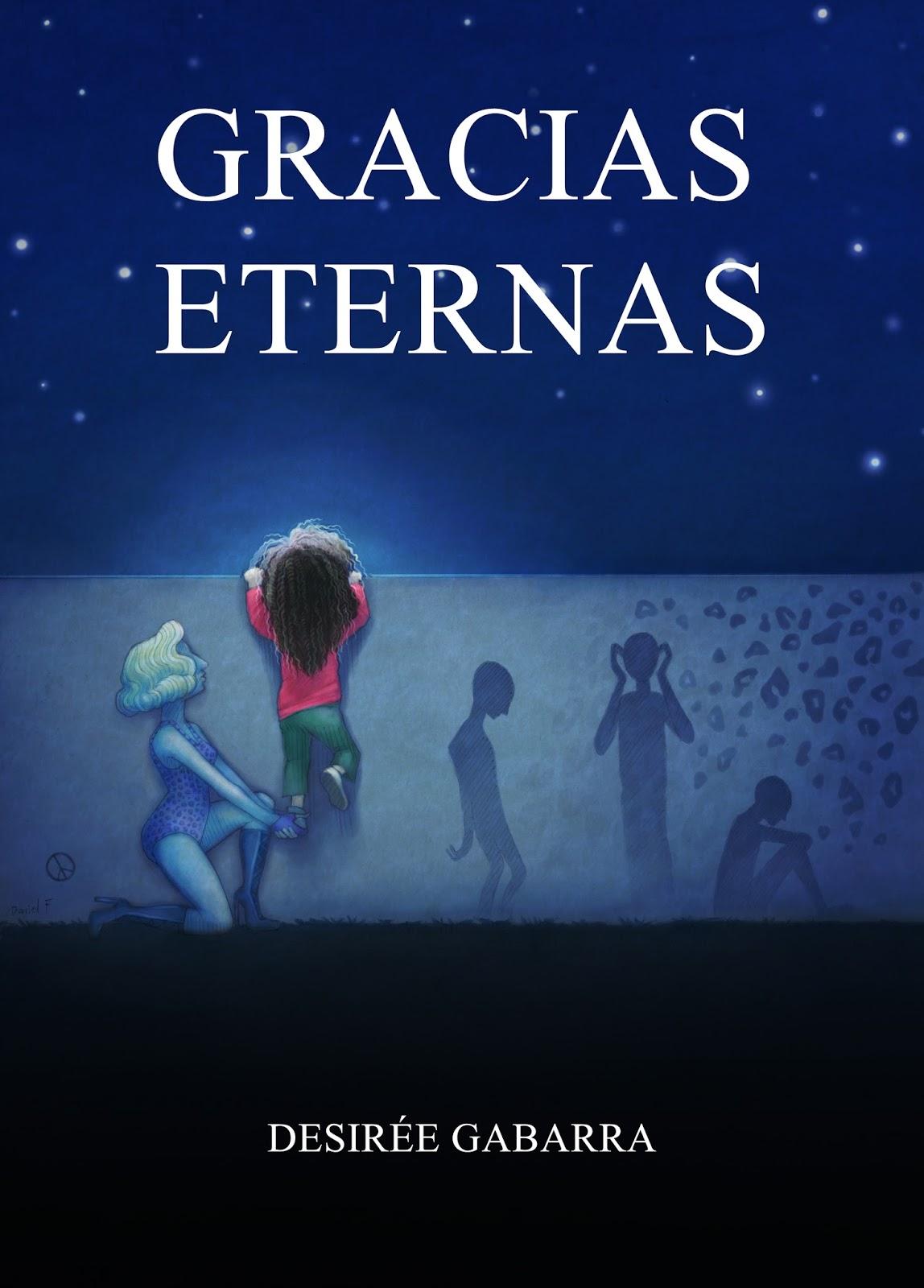 Portada 'Gracias Eternas', por Desirée Gabarra
