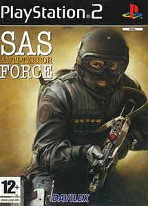 SAS Anti Terror Force PS2 ISO (Pal) (MG-MF)