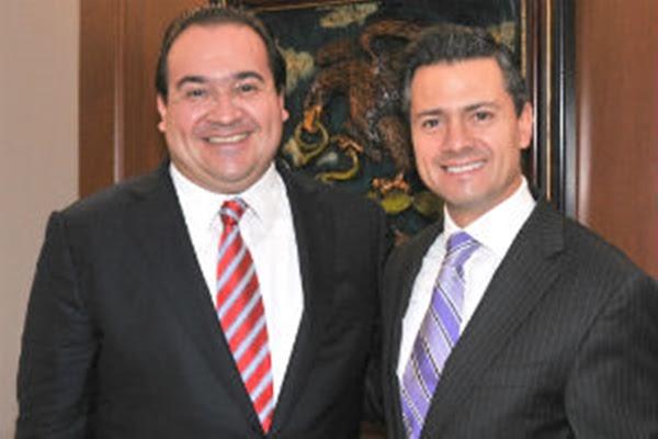 A Duarte le han decomisado 1,200 millones de pesos hasta el momento.