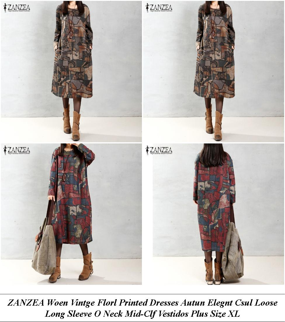 Monsoon Dresses - Online Sale India - Off The Shoulder Dress - Cheap Online Shopping Sites For Clothes