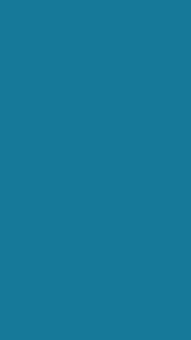 Dark Cyan Blue Wallpaper For IPhone Solid Color