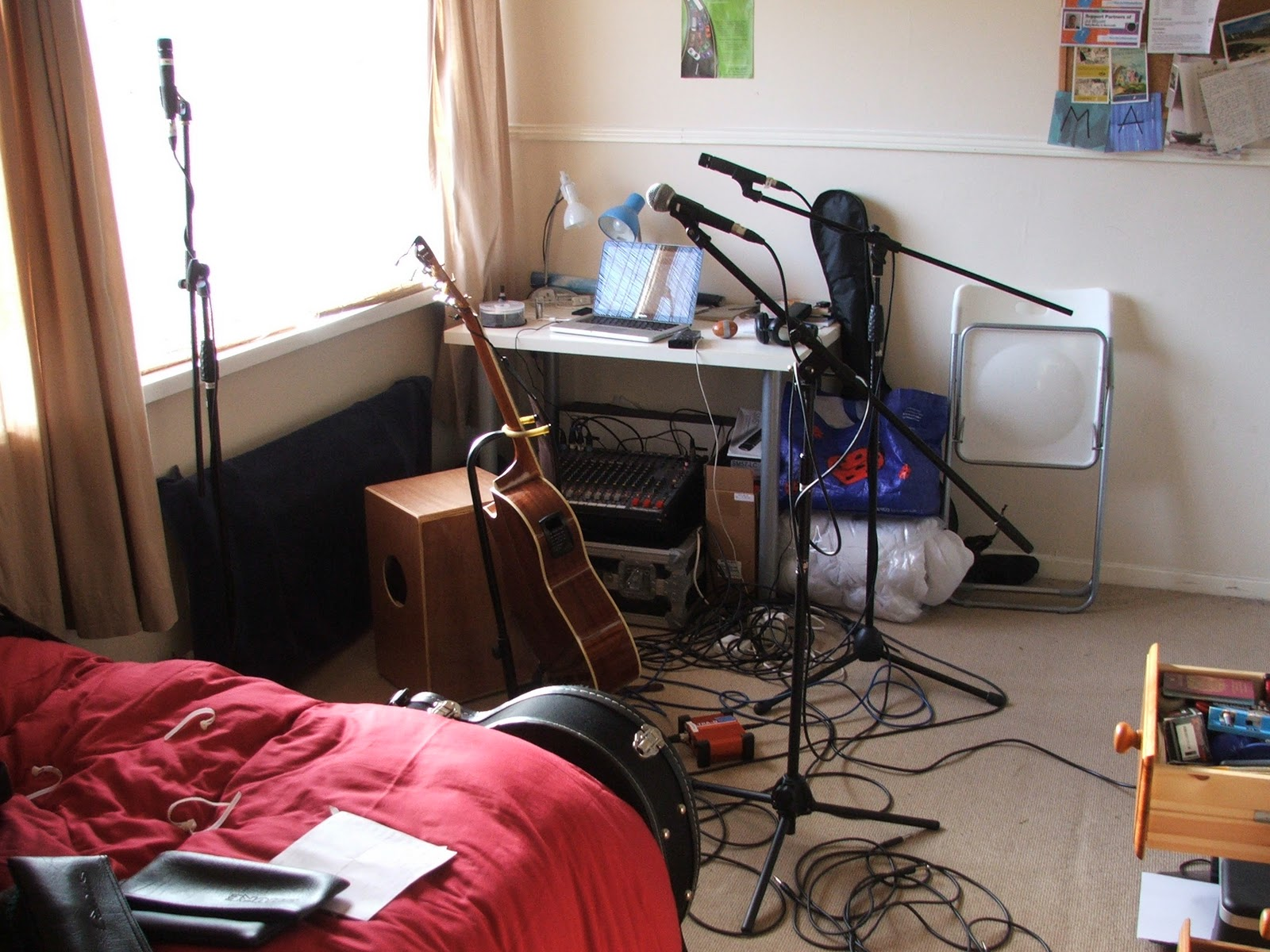 Strange Studio Bedrooms Bedroom Recording Studio Recording Room Audio And Largest Home Design Picture Inspirations Pitcheantrous