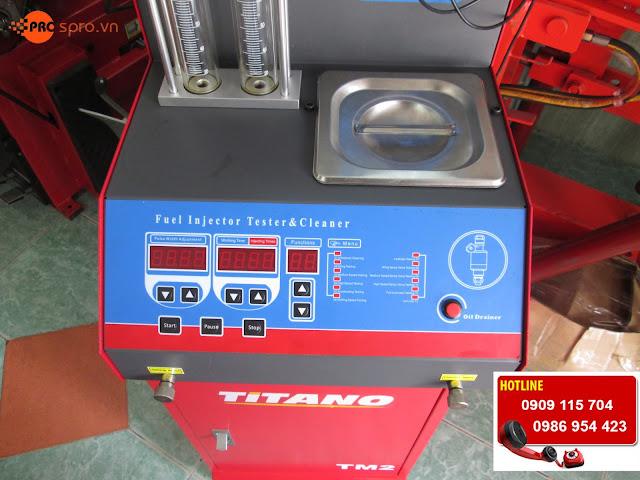 Cung cấp máy vệ sinh béc phun xăng điện tử